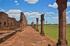 paraguay trinidad. | paraguay, jesuit ruins, trinidad, jesus, unesco, world heritage