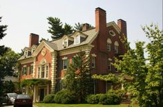 This Mansion Is At 4686 Dodgewood Road In The Riverdale Neighborhood
