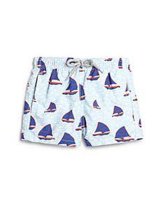 Vilebrequin - Baby's, Toddler's & Boy's Sailboat Swim Trunks