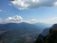 Monte CasaleVista sulle Dolomiti e 7 laghi trentini  #visitacomano #comanovallesalus #trentino