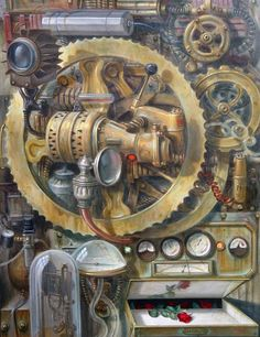 Photo Realistic Paintings of Alex Alemany (23)