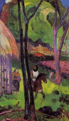 Paul Gauguin Index of works 1900- 1903 | Images, titles, dimensions, signature details, values | Authentication services. Freemanart Consultancy