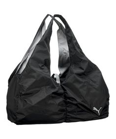 Take a look at this Black Shine Hobo by PUMA on #zulily today!