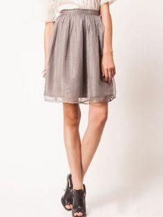 2feb5b40d KOOVS Lurex Midi Skirt Online Sales, Online Shopping Sale, Buy Skirts Online,  Fashion