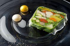 レザンファン ギャテ - 野菜のテリーヌ