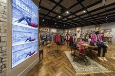 Riachuelo Pop Up Store by FAL Design Estratégico, Campos do Jordão – Brazil » Retail Design Blog