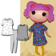 dress and tights  morrisseydolls.com