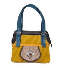 Hand/Schouder tas Valise Hi-di-hi winter collectie 2012