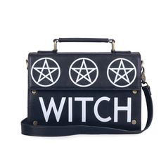[BA] Dark Harajuku complex Guge Te punk personality witch wizard messenger bags Shoulder Messenger portable document