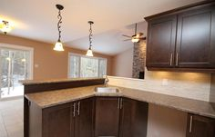 """Designed by Sierra Gate Homes, this amazing Spencerville, ON home will make you go """"wow""""! Ottawa, Building Design, Building A House, Lindal Cedar Homes, Residential Construction, Custom Home Designs, Custom Built Homes, House Built, Home Builders"""