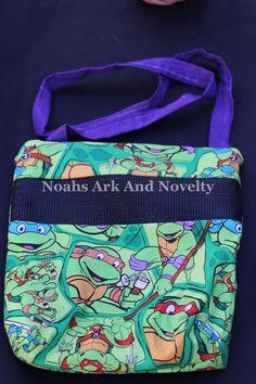 Sugar Glider Bonding Pouch- Ninja Turtles