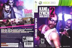 Kane And Lynch 2, Dog Days, Games, Box, Snare Drum, Gaming, Plays, Game, Toys