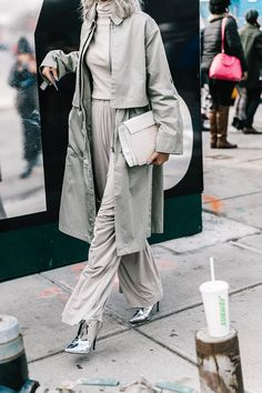 street style new york fashion week febrero 2017 dia 5