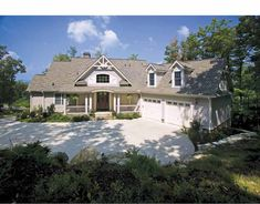 Country House Plan with 2953 Square Feet and 4 Bedrooms(s) from Dream Home Source | House Plan Code DHSW41664