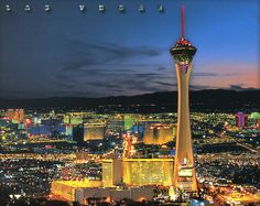 must try out the rides at Stratosphere in Las Vegas!