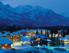 Fernie, Canada....one of my most favorite places on earth
