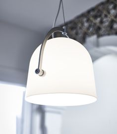 B–JA Pendant lamp IKEA inexpensive and would be great in the