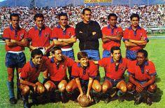 El Independiente Medellín de 1965 | Actualidad | Caracol Radio Messi, Football Team, Santa Fe, World, Kisses And Hugs, Sports, Norte, Diy, Football Squads