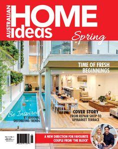 Home Ideas – Spring, 2015 // featuring #LaMav Antioxidant Rich Nightly Repair Nectar