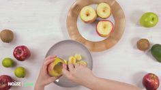 Przepis na jabłka nadziewane