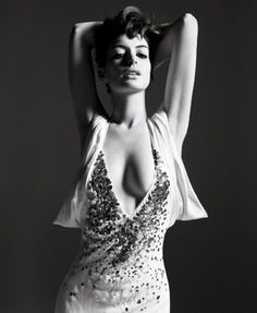 Anne Hathaway photographed by Mario Sorrenti