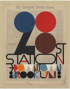 28 st. station by Evan Hecox