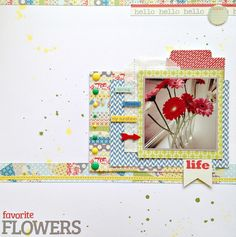 DT @Life.Paper.Scrapbook.  @Lily Bee Design Phinweel collection  @Paper Issues Team