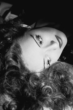 Bette Davis, photo by George Hurrell, 1938