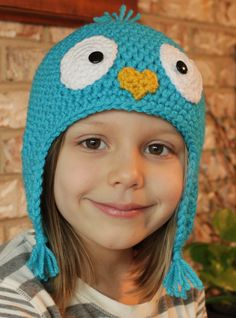 Chick hat - free pattern from Micah Makes - all sizes available. verified 10/13