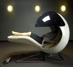 Sleep is important. Wish all workplaces had a sleep pod though!