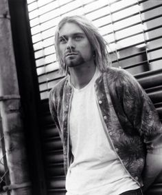"""""""Wanting to be someone else is a waste of the person you are.""""    Kurt Cobain"""