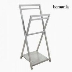 If you want to add a touch of originality to your home, you will do so with Free-Standing Towel Rack Acacia Grey by Homania. dimensions: 55 x 51 x 129 cm Homania Disco Party, Acacia, Karaoke, Wall Mounted Towel Rail, Double Towel Rail, Free Standing Towel Rack, Clothes Stand, Esschert Design, Wood Ladder