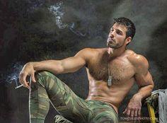 Hot enough for your screen? Follow HotBloodedMen for more! http://hotbloodedmen.tumblr.com DM me anything!