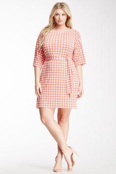 Leota Printed Sheath Dress - Plus Size by Leota on @nordstrom_rack