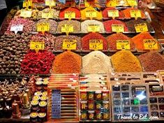 visit Istanbul market with all tours egypt