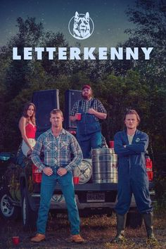 Start your free trial to watch Letterkenny and other popular TV shows and movies including new releases, classics, Hulu Originals, and more. It's all on Hulu. Spy Tv Series, Comedy Tv Series, Tv Series 2016, Tv Series To Watch, Country Song Quotes, Country Music Lyrics, Country Girl Tattoos, Tv Live Online, Fake Smile Quotes