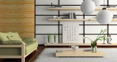 I consigli di Anna Lapini - Stile Zen o minimal style, arredare casa seguendo il design giapponese