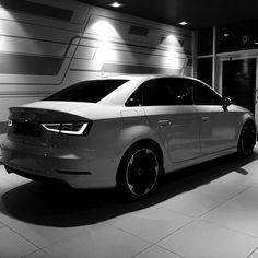 #Caroftheday #Audi #A3 #Berline #Blackandwhite #SawaCenter Waterloo Belgium, Audi A3, Car, Instagram Posts, Automobile, Autos, Cars
