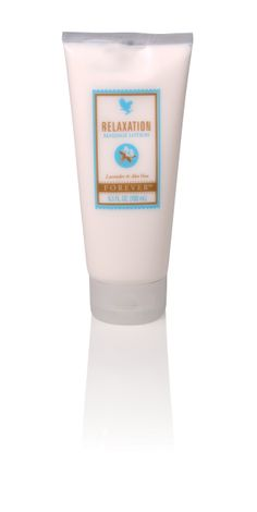 Forever Relaxation Massage Lotion - created for use after bathing. Experience the soothing, skin conditioning benefits of Aloe Vera, essential oils, white tea and fruit extracts. The perfect end to your ultimate in-home spa experience. Massage Lotion, Forever Living Products, Home Spa, Conditioning, Aloe Vera, Body Care, Health And Beauty, Bathing, Essential Oils