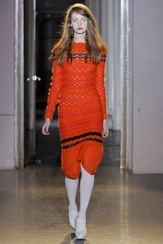 Rue du Mail Fall 2011 Ready-to-Wear Fashion Show - Codie Young (VIVA)