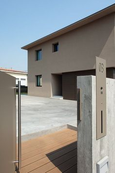 hotel exterior Gallery of Renovation House / MIDE architetti - 7