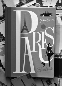Paris Sketchbook Jason Brooks