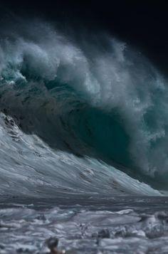 Dark Wave by Kelly Headrick