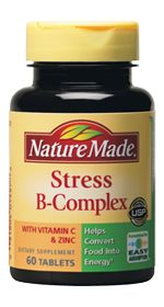 Any B-Complex is great, but if your looking to bump your metabolism and brain function, this is your supplement!  Especially for stress!!!