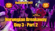 Day 3 - NCL Breakaway Halloween 2017 - Part 2