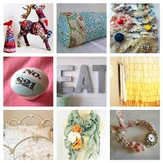 25 DIY Anthropologie Inspired Tutorials.