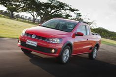 carro novo: Volkswagen Saveiro 2014