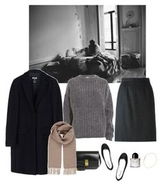"""Untitled #364"" by inlateautumn ❤ liked on Polyvore featuring Yves Saint Laurent, Acne Studios, Byredo, MSGM, Repetto and 'S MaxMara"