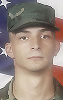 Army Cpl. Nathaniel S. Baughman  Died July 17, 2006 Serving During Operation Iraqi Freedom  23, of Monticello, Ind.; assigned to 1st Battalion, 187th Infantry Regiment, 3rd Brigade Combat Team, 101st Airborne Division, Fort Campbell, Ky.; died of injuries sustained July 17 when his Humvee encountered enemy forces rocket-propelled grenades during patrol operations in Bayji, Iraq.