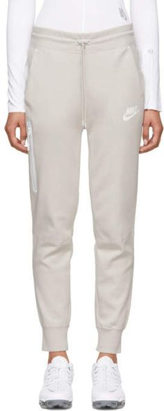 Nike for Women Collection Tech Fleece, Athletic Pants, Nike Outfits, Lounge Pants, Slim Fit, Parachute Pants, Beige, Collection, Shopping